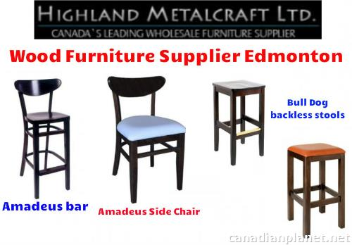 Branded and stylish restaurant furniture edmonton