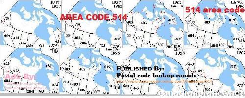 canadapost postal code map