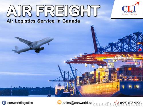 International Air Freight Services - Canworld Logistics Inc in