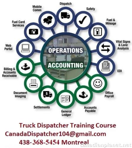 Work from Home, Learn Truck Dispatcher Job Training, Weekend